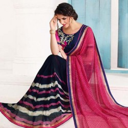 Traditional Saree - A Modern Trend